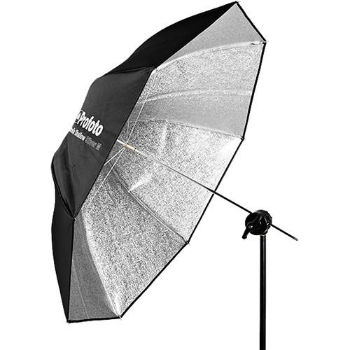 Profoto Umbrella Shallow Silver Medium 105cm