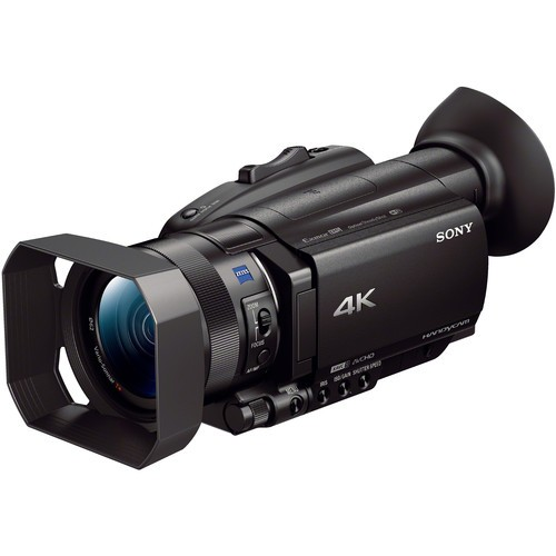 Sony FDR-AX700 4K Camcorder (Free 64GB SD Card)