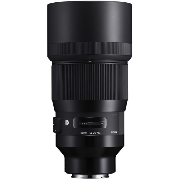 (Special Offer) Sigma 135mm F1.8 DG HSM Art Lens (Sony E)