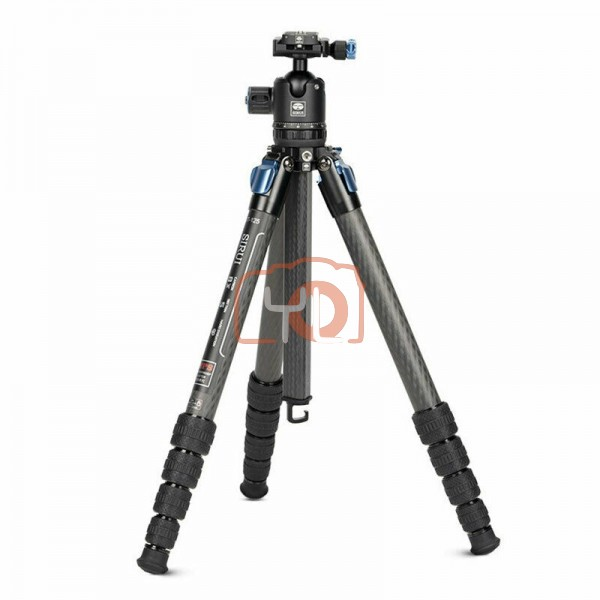 Sirui ST-125 Carbon Fibre Tripod Kit With ST10 Ball Head