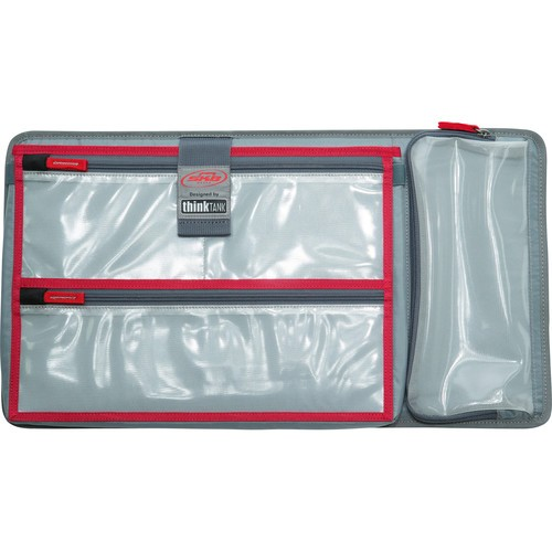SKB iSeries 3i-2011-7 & 3i-2011-8 Lid Organizer/Laptop Holder