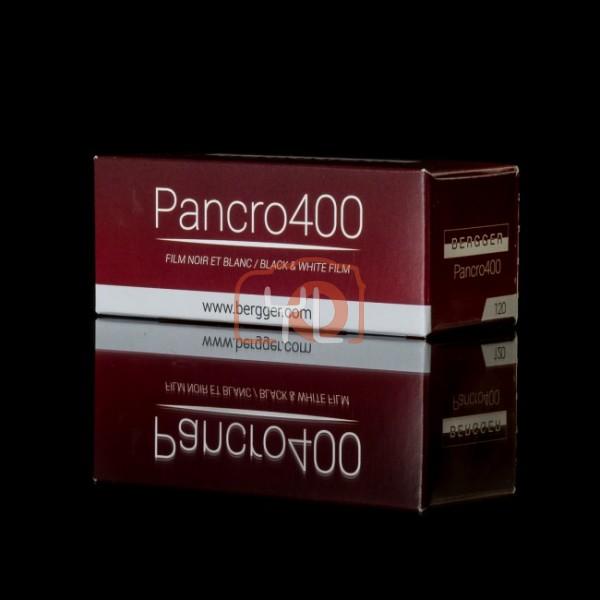 BERGGER Pancro 400 Black & White Film (120mmRoll Film)