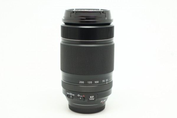 [USED-PUDU] FUJIFILM 55-200MM F3.5-4.8 R LM OIS XF 95%LIKE NEW CONDITION  SN:77A10318