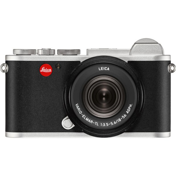 Leica CL W/ 18-56mm Vario Kit - Silver(19315)