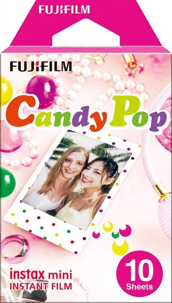 Fujifilm INSTAX Mini Instant Films (CandyPOP)