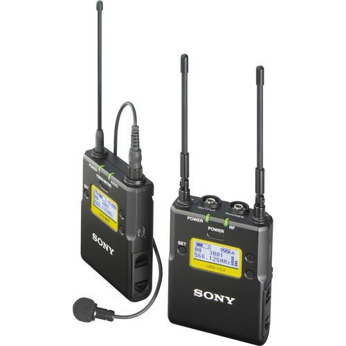 Sony UWP-D11 Camera-Mount Wireless Omni Lavalier Microphone System