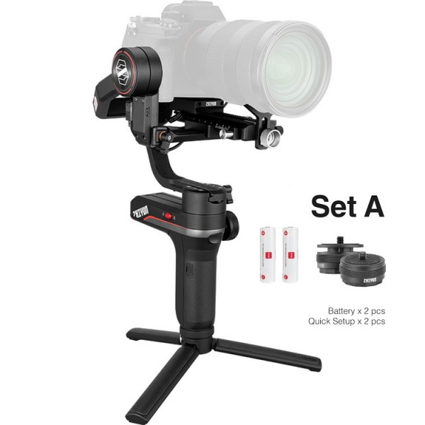 Zhiyun-Tech WEEBILL-S - Custom Set A