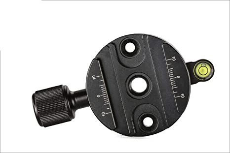 Leofoto DM55 Clamp (Screw Knob)