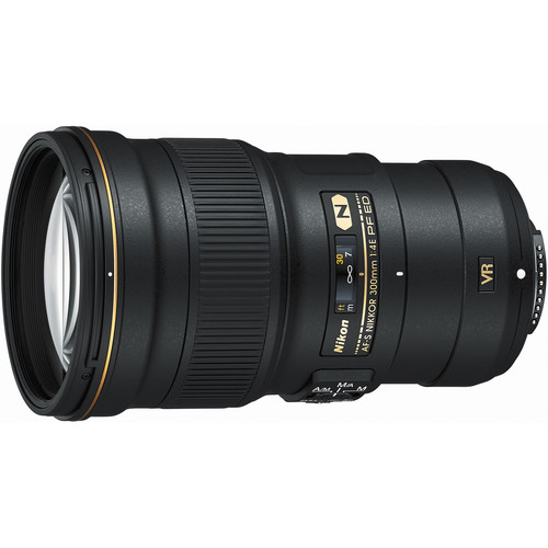 Nikon 300mm F4E PF VR AF-S