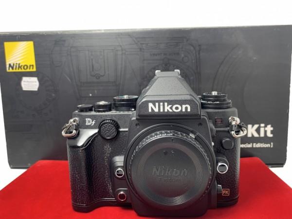 [USED-PJ33] Nikon DF Camera Body (Black),85% Like New Condition (S/N:8402062)