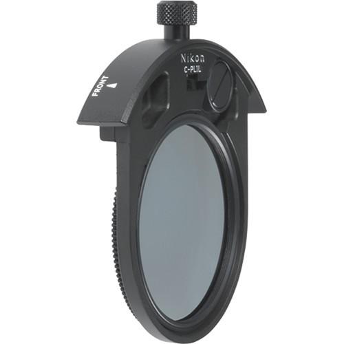 Nikon 52mm Circular Polarizer (C-PL1L) Glass Filter - Drop-In