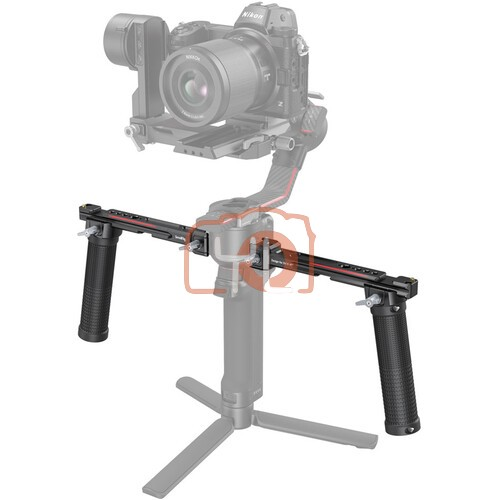 SmallRig 3027 Dual Handgrip for DJI RS 2/RSC 2 Gimbal