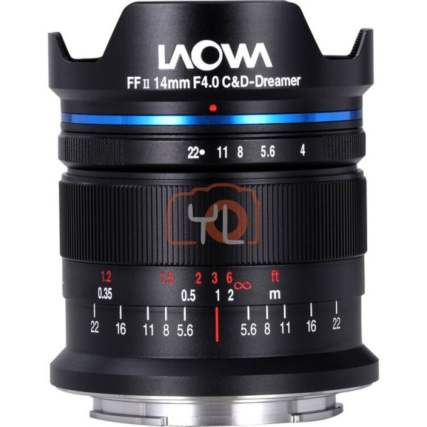 Laowa 14mm F4 FF RL Zero-D (Sony E-Mount)