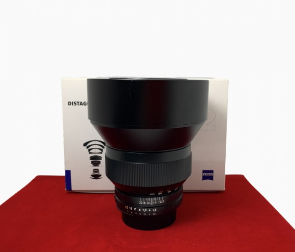 [USED-PJ33] Zeiss 15MM F2.8 Distagon T* ZF.2 (Nikon), 98% Like New Condition (S/N:15925465)
