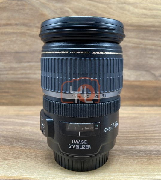 [USED @ YL LOW YAT]-CANON EF-S 17-55mm F2.8 IS USM Lens,90% Condition Like New,S/N:39902064