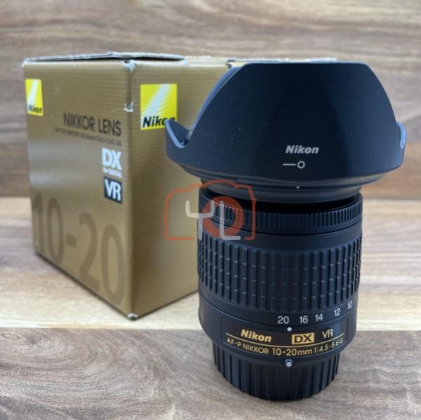 [USED @ YL LOW YAT]-Nikon AF-P 10-20mm F4.5-5.6 G DX VR Lens,95% Condition Like New,S/N:262874