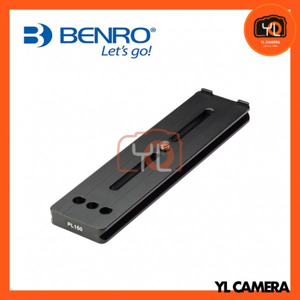 Benro PL150 Long Lens Quick Release Plate