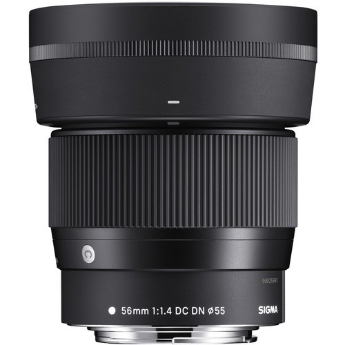 Sigma 56mm F1.4 DC DN Contemporary Lens (Canon EF-M)