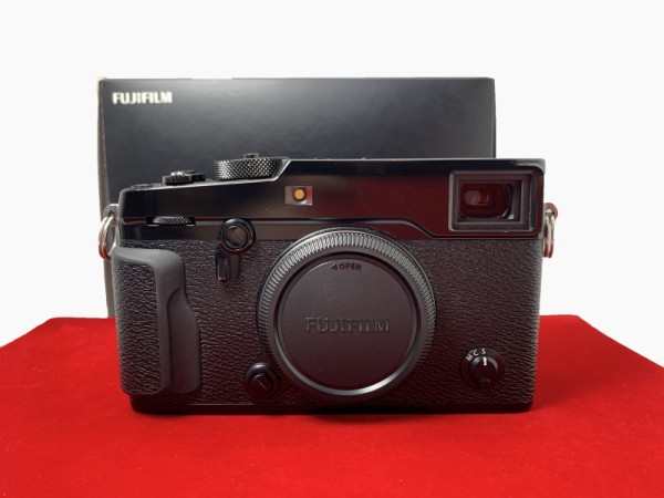 [USED-PJ33] Fujifilm X-Pro 2 Body (Black),80% Like New Condition (S/N:61M09259)