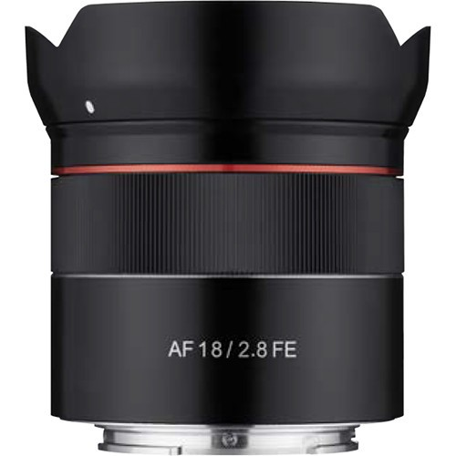 Samyang AF 18mm F2.8 FE For Sony E