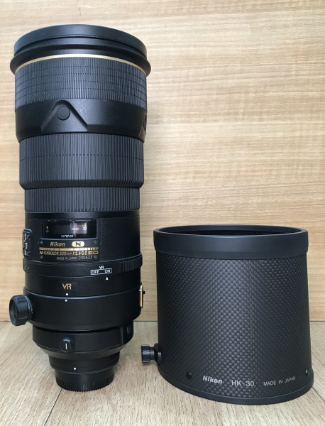 [USED @ YL LOW YAT]-Nikon AF-S 300mm F2.8 G VR II ED N Nikkor Lens,90% Condition Like New,S/N:200833