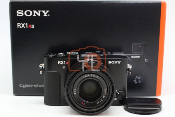 [USED-PUDU] SONY RX1R Mark II 95%LIKE NEW CONDITION SN:8660129