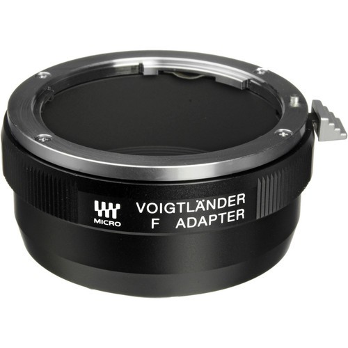 Voigtlander Nikon F Lens to Micro Four Thirds Mount Adapter