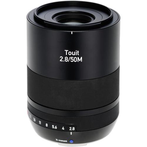 (Promotion) ZEISS Touit 50mm F2.8M Macro Lens for FUJIFILM X