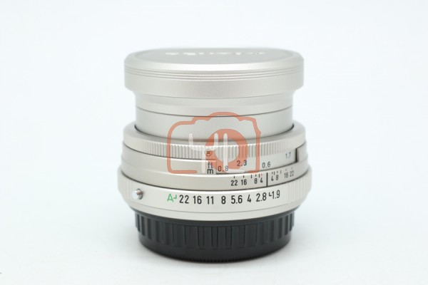 [USED-PUDU] PENTAX 43mm F1.9 FA Limited (Pentax K mount) 95%LIKE NEW CONDITION SN:0030148