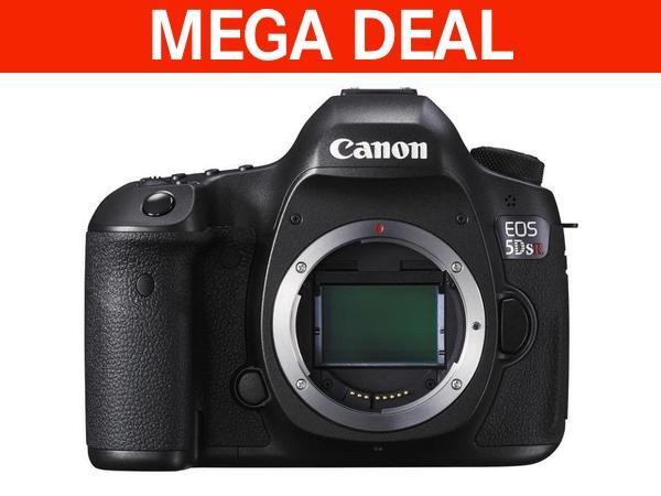 (MEGA DEAL) Canon EOS 5DS R (Body)