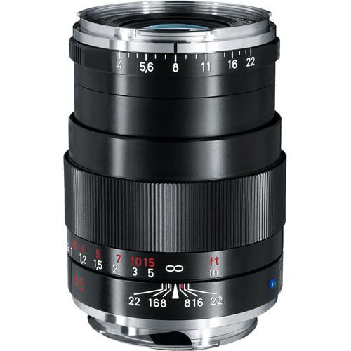 ZEISS Tele-Tessar T* 85mm f/4 ZM Lens (Black)