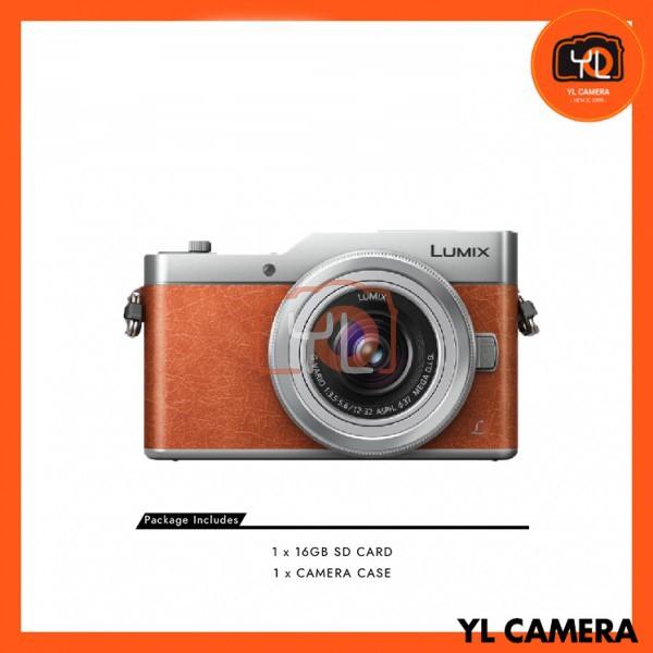 Panasonic Lumix DC-GF9 W/12-32mm (Orange)