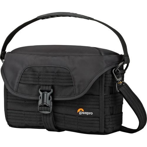 Lowepro ProTactic SH 120 AW Camera Shoulder Bag (Black)