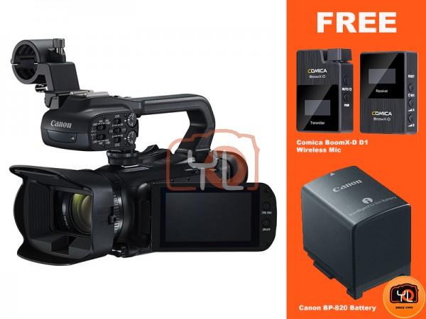 Canon DM-XA45 Professional UHD 4K Camcorder