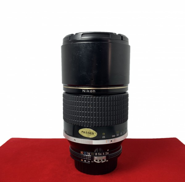 [USED-PJ33] Nikon 180MM F2.8 AIS, 90% Like New Condition (S/N:415822)