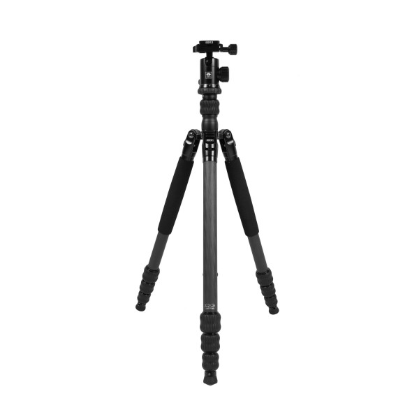 Sirui Traveler 7C Tripod Kit W/ E-10 Ball Head (Carbon Fibre)