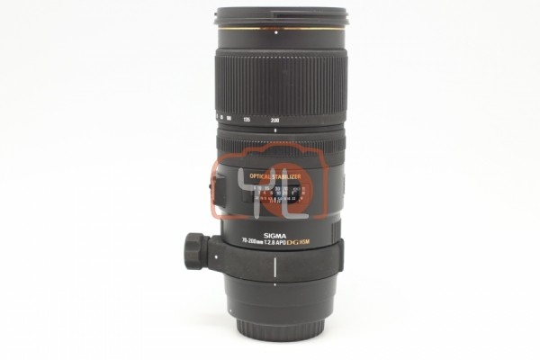 [USED-PUDU]-Sigma 70-200mm F2.8 APO DG HSM OS FOR CANON EF 88%LIKE NEW CONDITION SN:11714281