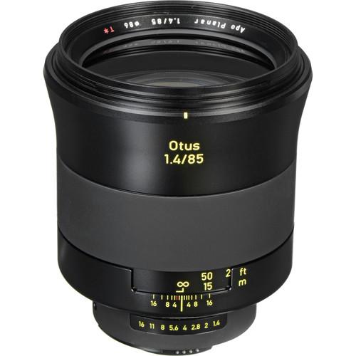 ZEISS Otus 85mm F1.4 ZE Lens for Canon EF