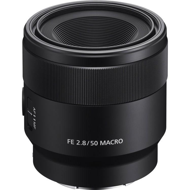 (PRE-ORDER) Sony FE 50mm F2.8 Macro (SEL50M28)