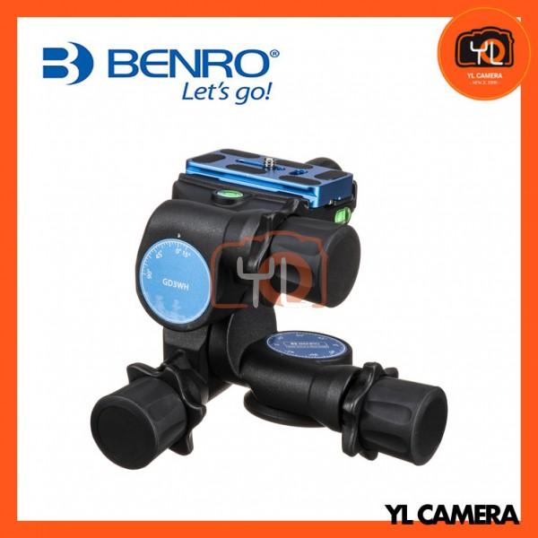 Benro GD3WH 3-Way Geared Head