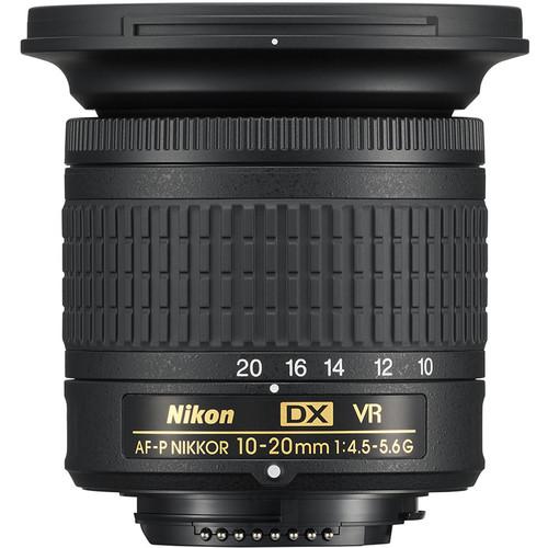 Nikon DX 10-20mm F4.5-5.6G AF-P