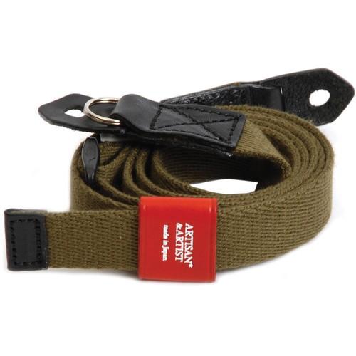 Artisan & Artist ACAM-103N Camera Strap (Khaki)