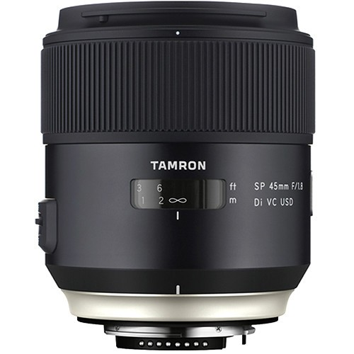 Tamron 45mm F1.8 SP Di VC USD (Canon)