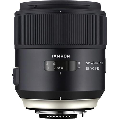 Tamron 45mm F1.8 SP Di VC USD (Canon)