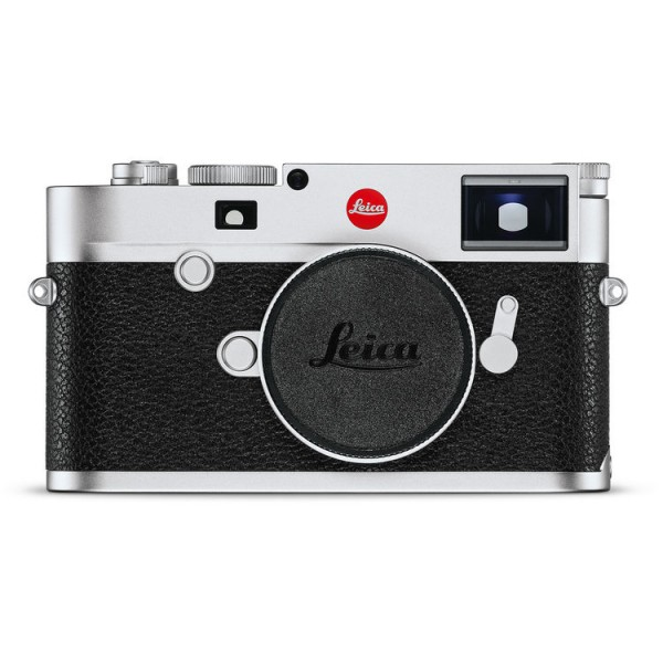 Leica M10 Digital Rangefinder Camera - Silver (20001)