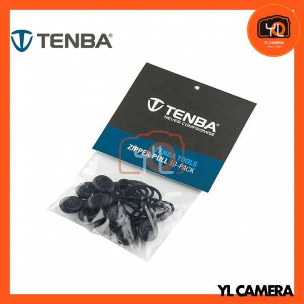 Tenba Tools Zipper Pulls, Pack of 10 (Black)