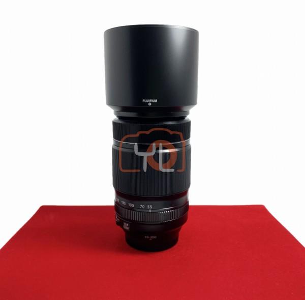 [USED-PJ33] Fujifilm 55-200MM F3.5-4.8 R LM OIS, 90% Like New Condition (S/N:38A06646)