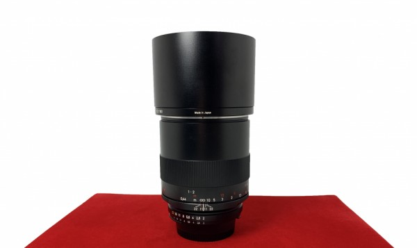 [USED-PJ33] Zeiss 100MM F2 Makro-Plannar ZF.2 (Nikon), 95% Like New Condition (S/N:15821705)