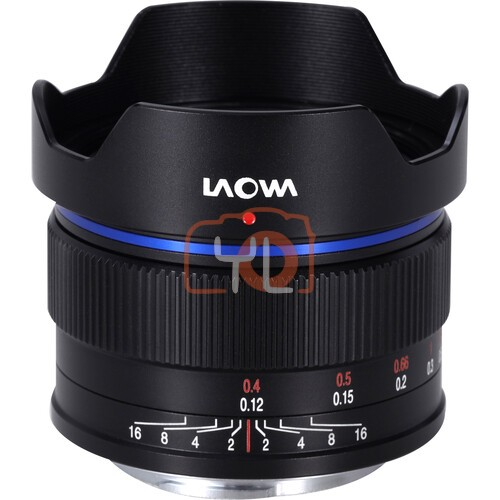 Laowa 10mm F2 Zero-D Lens