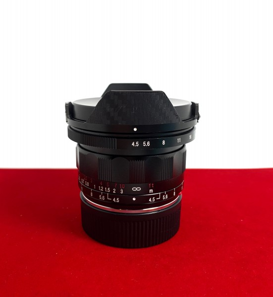 [USED-PJ33] Voigtlander 15MM F4.5 III Super Wide Heliar VM (Leica M Mount), 95% Like New Condition (S/N:8724494)